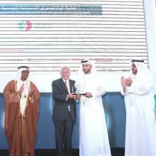 ENOC wins El-Baz Award for Excellence in Organisational Sustainability