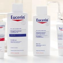 Eucerin® AtopiControl breaks the vicious circle of Atopic Dermatitis – in a gentle way