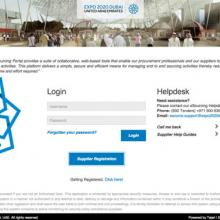 Expo 2020 Dubai Launches New Procurement Portal