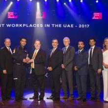 FedEx Express Named a UAE Great Place to Work  For Eighth Consecutive Year