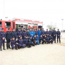 Fire Directorate & EQUATE launch Stay Safe Desert Campaign