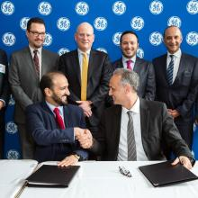 GE and Anfas Medical Care (AMC) partner to bring innovative business model for new pulmonary & chronic care hospital in Saudi Arabia