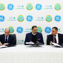 GE, Trade Bank of Iraq and Standard Chartered Bank Sign Financing MoU to Accelerate Power and Infrastructure Projects in Iraq