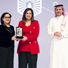 Gulf Bank Wins Award for Youth Empowerment