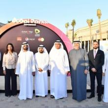 His Highness Sheikh Mohammed bin Rashid Al Maktoum meets with Dubai Parks and resorts corporate partners in advance of official line-up announcement