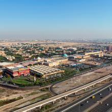 Ibn Battuta Mall records increase in footfall during DSF