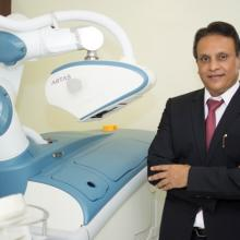 Introducing Robotic Hair Transplant in Cocoona Aesthetic & Day Surgical Centre, Dubai.