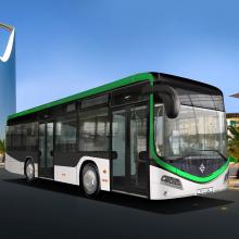 MAN Buses in Riyadh for the First Time