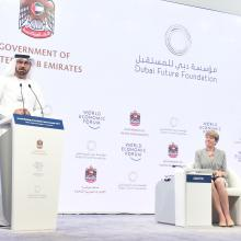 Mohammad Al Gergawi: Global Future Councils are Setting KPIs for all the World's Governments