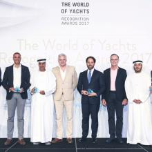 Mohammed Al Shaali Receives Lifetime Achievement Honour at World of Yachts and Boats Awards