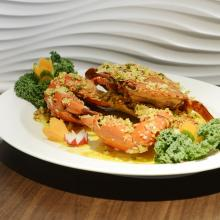 Over Two Dozen Crab-ilicious Specials Now Being Served