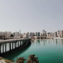 Abu Dhabi - The most lovliest city to live in Arab world.