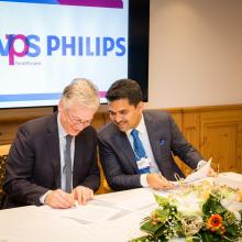 Philips and VPS Healthcare Sign 10-year Agreement for Philips' Enterprise-Wide Electronic Medical Record Solution