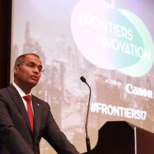 Private Sector reaffirms its commitment to UAE's Vision 2021 Goals at `Frontiers of Innovation Forum'