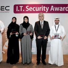 Region's Top Cybersecurity Projects Lauded At Gulf Information Security Expo & Conference's (Gisec) I.T. Security Awards
