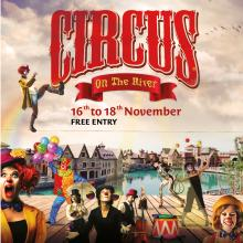 Riverland™ Dubai is Bringing the Circus to Town!