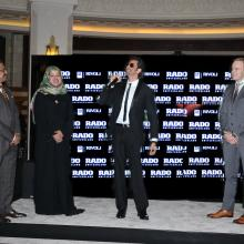 Rivoli and Rado Launch Dubai Exclusives during 20th Edition of Dubai Shopping Festival with Bollywood Star Hrithik Roshan