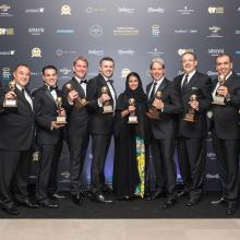 Rotana wins big at World Travel Awards 2017 with 19 Awards