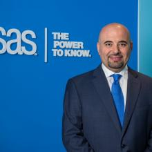 SAS Names Shukri Dabaghi as Vice President for the Middle East & Eastern Europe (MEEE)