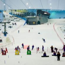 Skiing in Dubai? Is Ski Insurance Really Necessary For Indoor Ski Slopes?