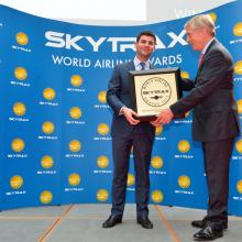 Skytrax names Air Arabia the Best Low-cost Airline in the Middle East