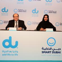 Smart Dubai Announces the Smart Dubai Platform with Strategic Partner, du