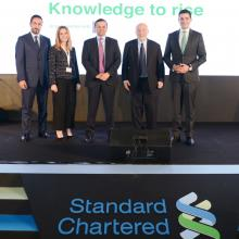 Standard Chartered Holds Middle East Summit in the UAE
