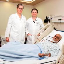 Tawam Hospital performs first ever totally laparoscopic Whipple operation in the region for pancreatic cancer patients