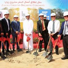 Union Properties Launches 'Zawaya' in Motor City and Begins Excavation Work