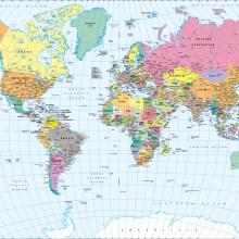 Where Is Dubai City On The World Map? | Day of Dubai - Dubai's ... on