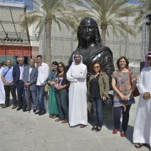 Writers complete sixth nadwa workshop in Abu Dhabi